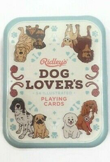 Playing Cards, Dog Lovers