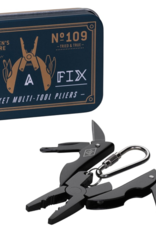 Titanium Finish Pocket Multi Tool Pliers