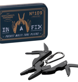 Titanium Finish Pocket Multi Tool Pliers