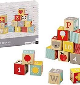 Wood Blocks, ABC