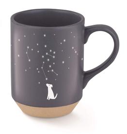 Mug, Celestial Dog, Stoneware