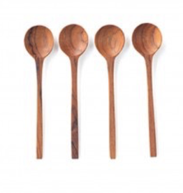 Spoon, Short, Teak