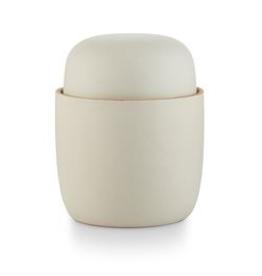 Candle, Illume, Vetiver Sage Lidded Ceramic