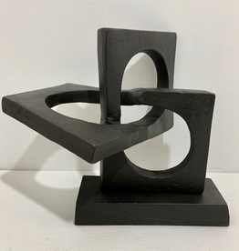 "10"" Montanero Sculpture"