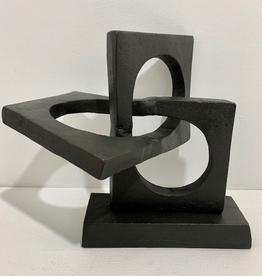 """Montanero Sculpture, 10"""" in Height"""