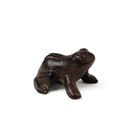 "2"" Cast Iron Frog"