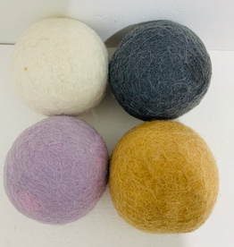 Dryer Balls, Alpaca, Multicolor