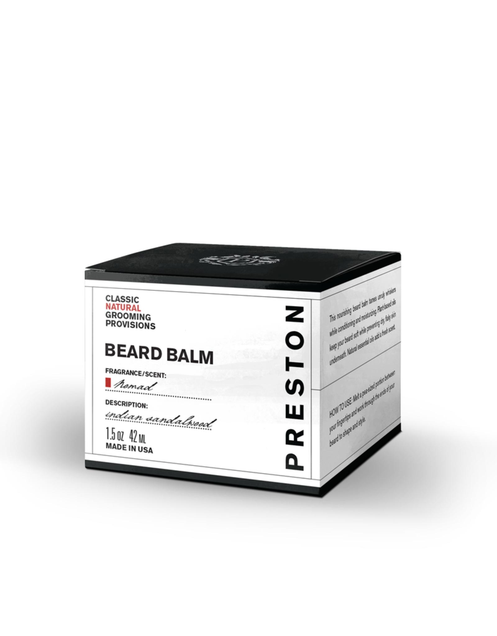 Nomad Beard Balm 1.5oz