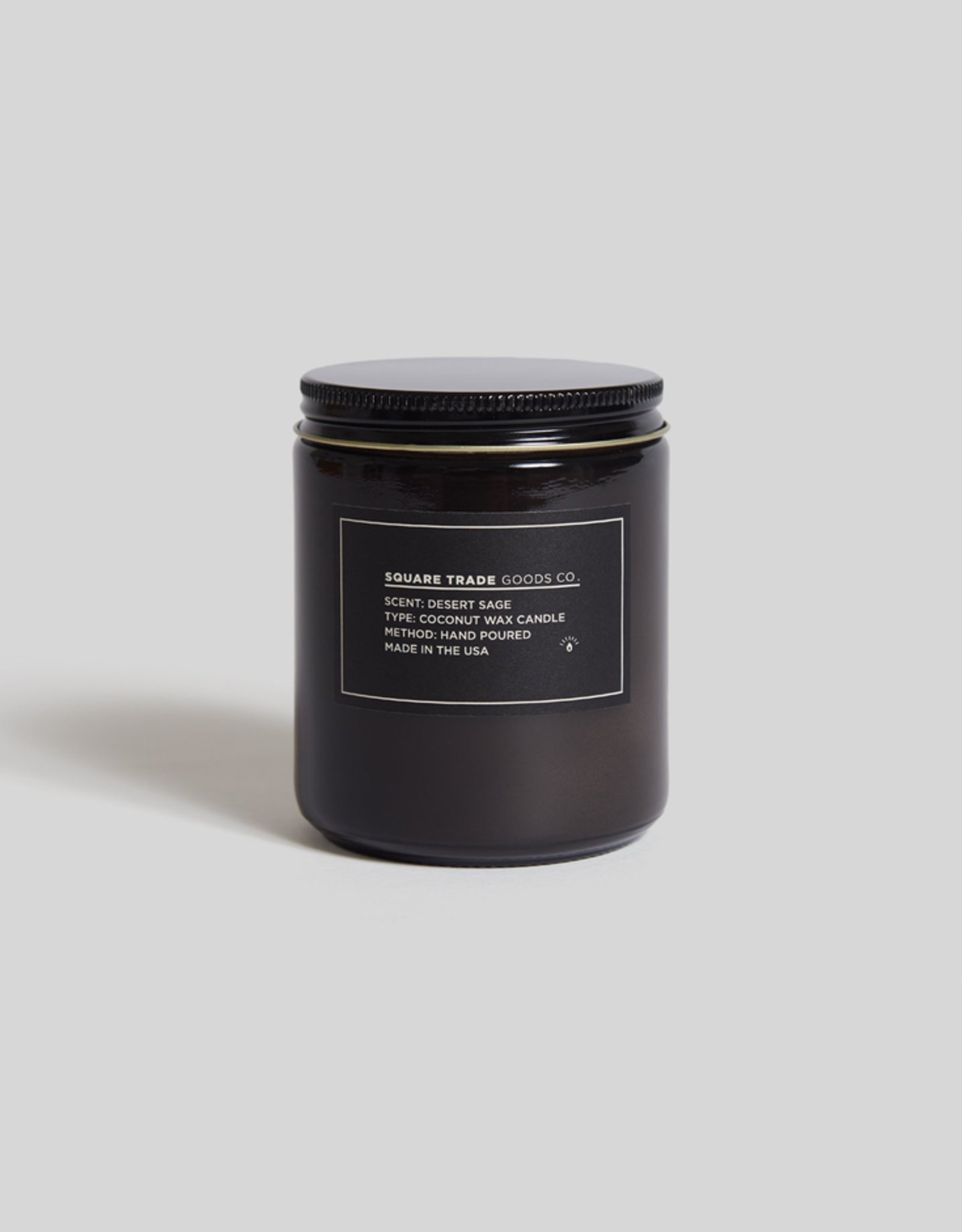 Candle, Desert Sage, 8oz, 55hr
