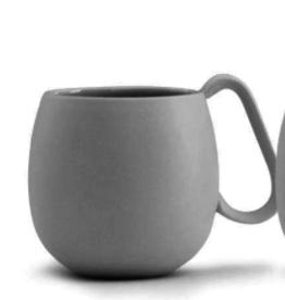 Tea Mug, Grey, Nina