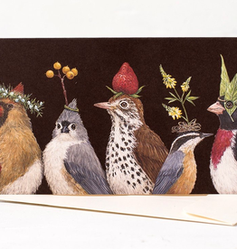 Card, Party At The Feeder