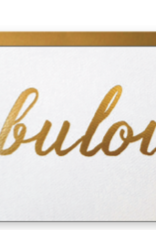 Card, Fabulous!