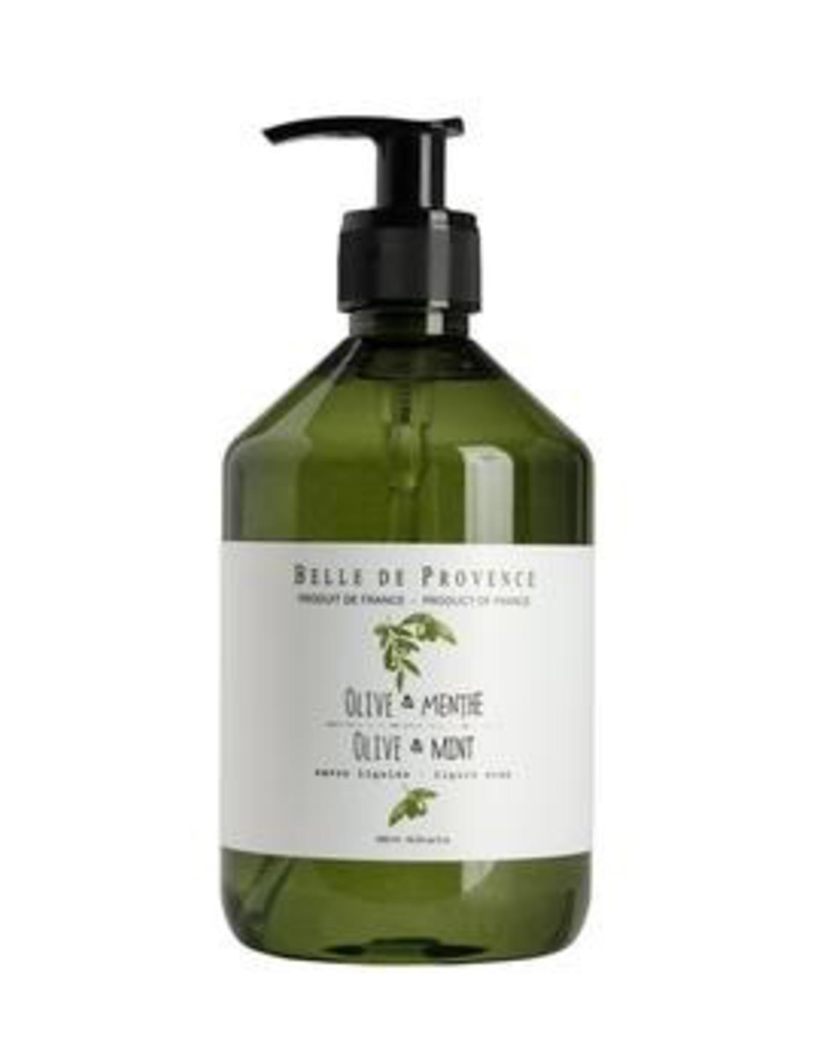 Olive Oil & Mint Liquid Soap