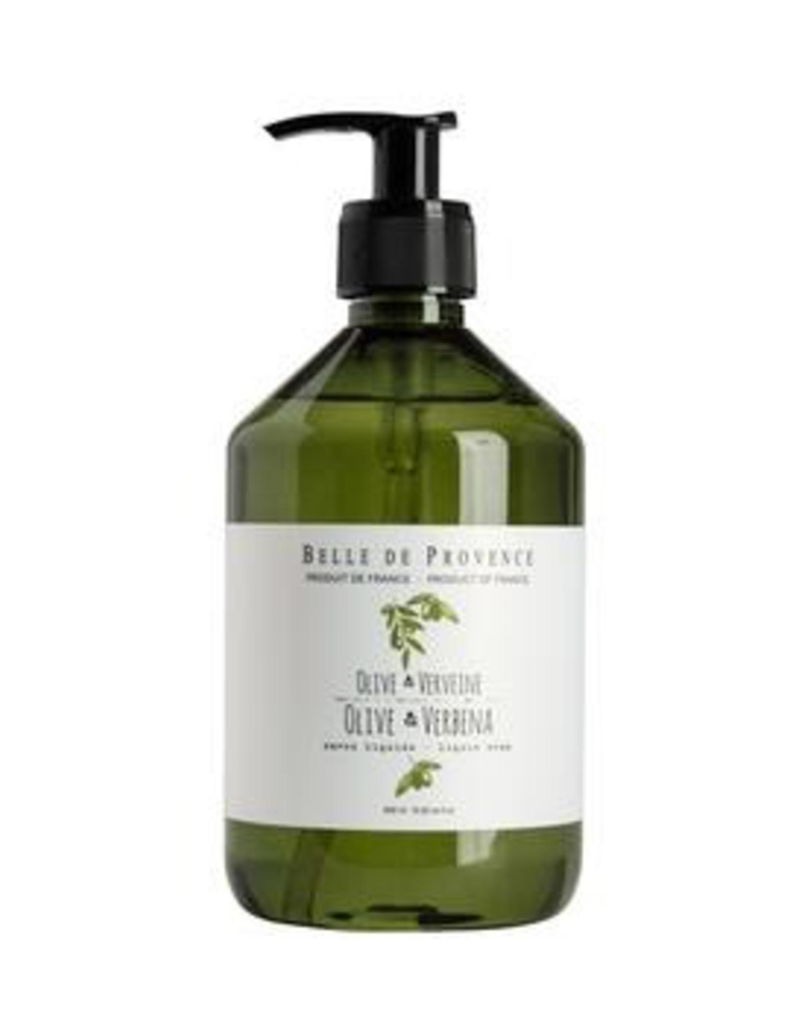Liquid Soap, Olive Oil & Verbena