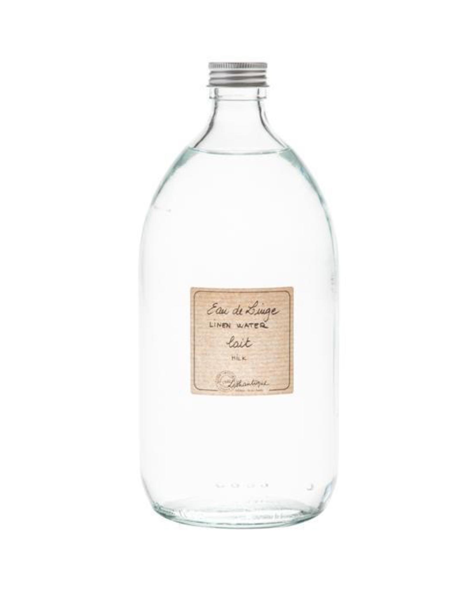Linen Water, Milk