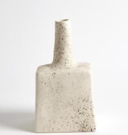"Medium Ivory Tall Stack Bottle 4.5""L x 2.75""W x 7.25""H"