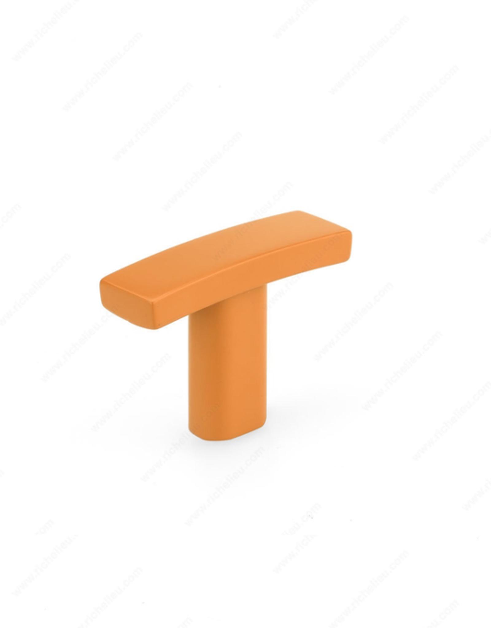 Knob, Transitional Metal, Orange Grove