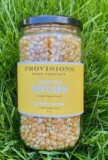 Popcorn, Yellow Gold