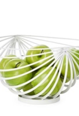 White Eclipse Rib Fruit Basket