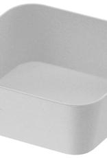 Amenity Tray, White Metal Square, Small