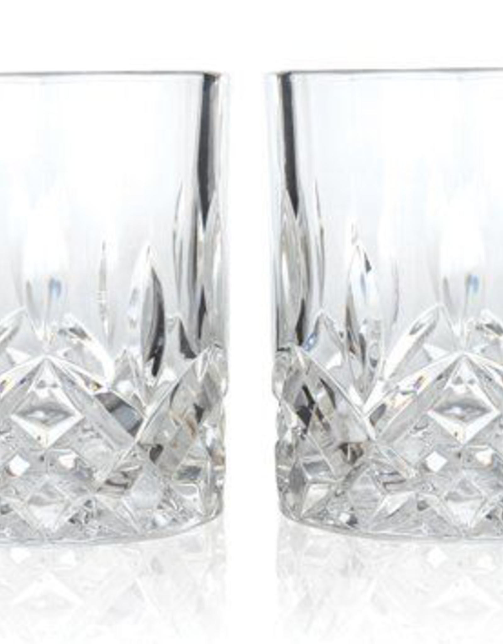 Glass, Admiral Crystal Tumbler