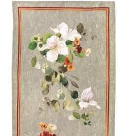 Tea Towel, Linen, Gauloise Bianco
