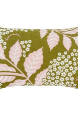 "16 x 24"" Pink Printemps Pillow"