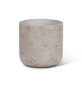 """Pot, Quarry, Grey, Small 4.5"""""""