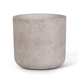 "10"" Large Grey Quarry Pot"