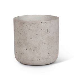 Pot, Quarry, Grey, Medium 7""