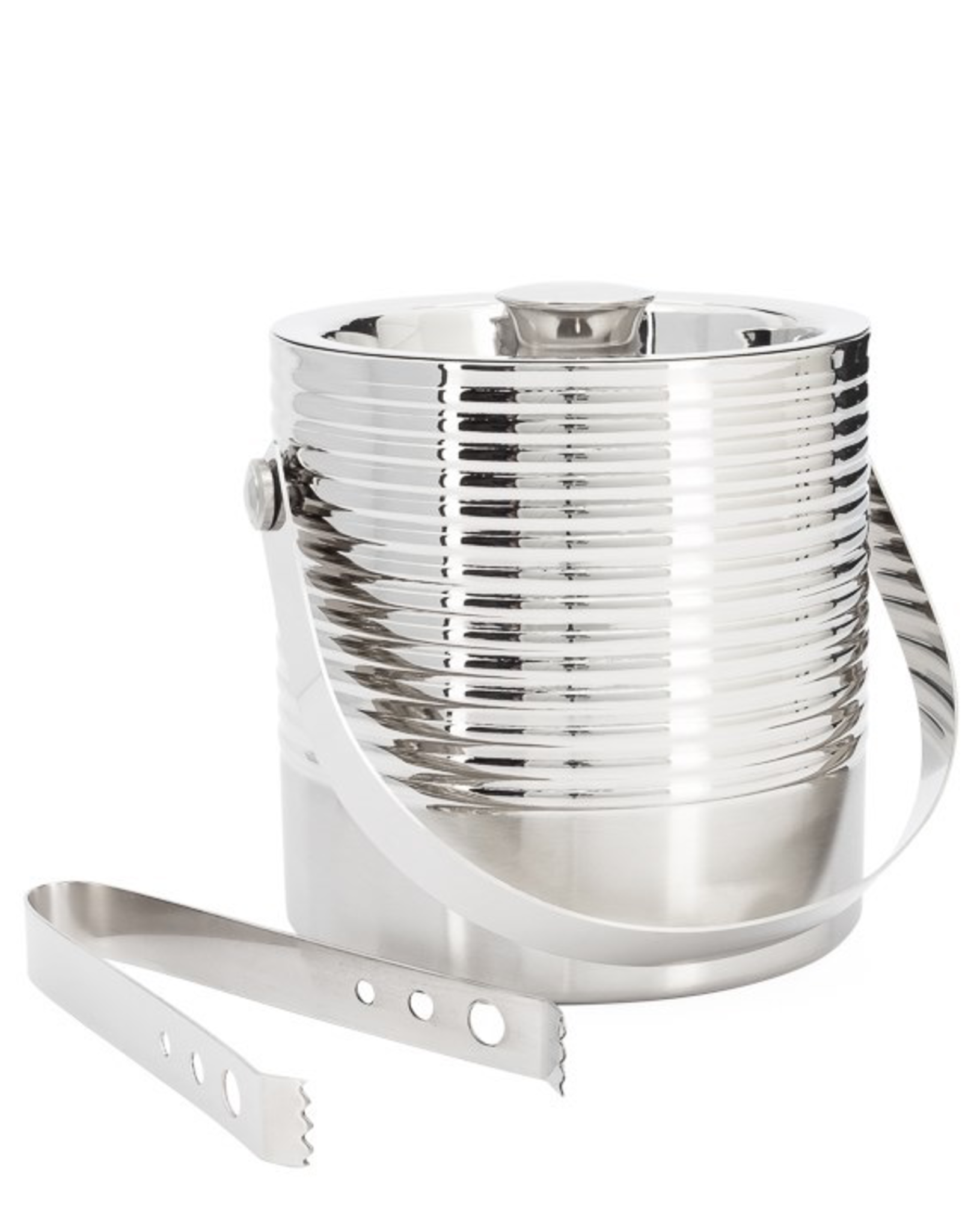 Axis Ice Bucket with Tongs