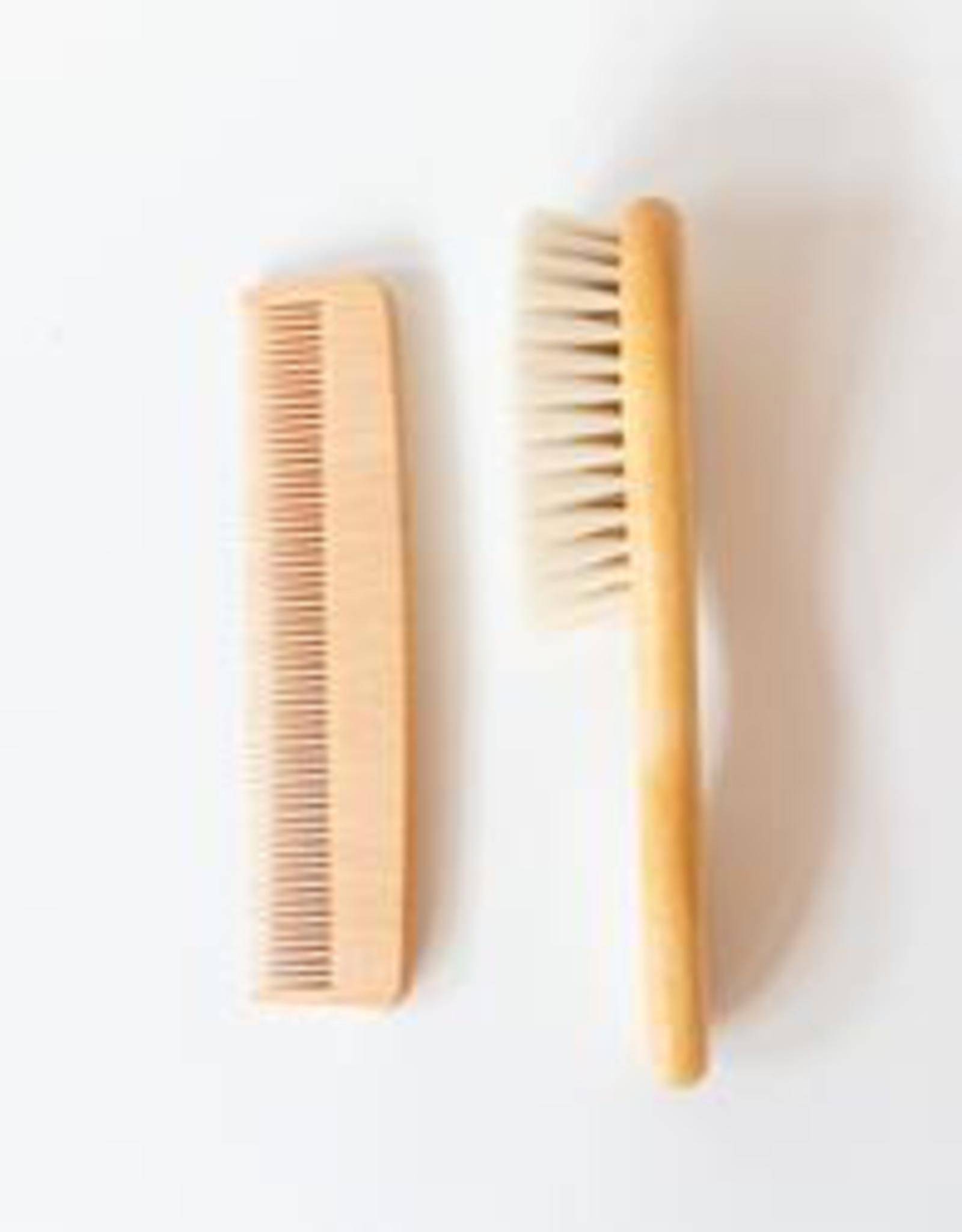 Brush, & Comb, Set, Baby