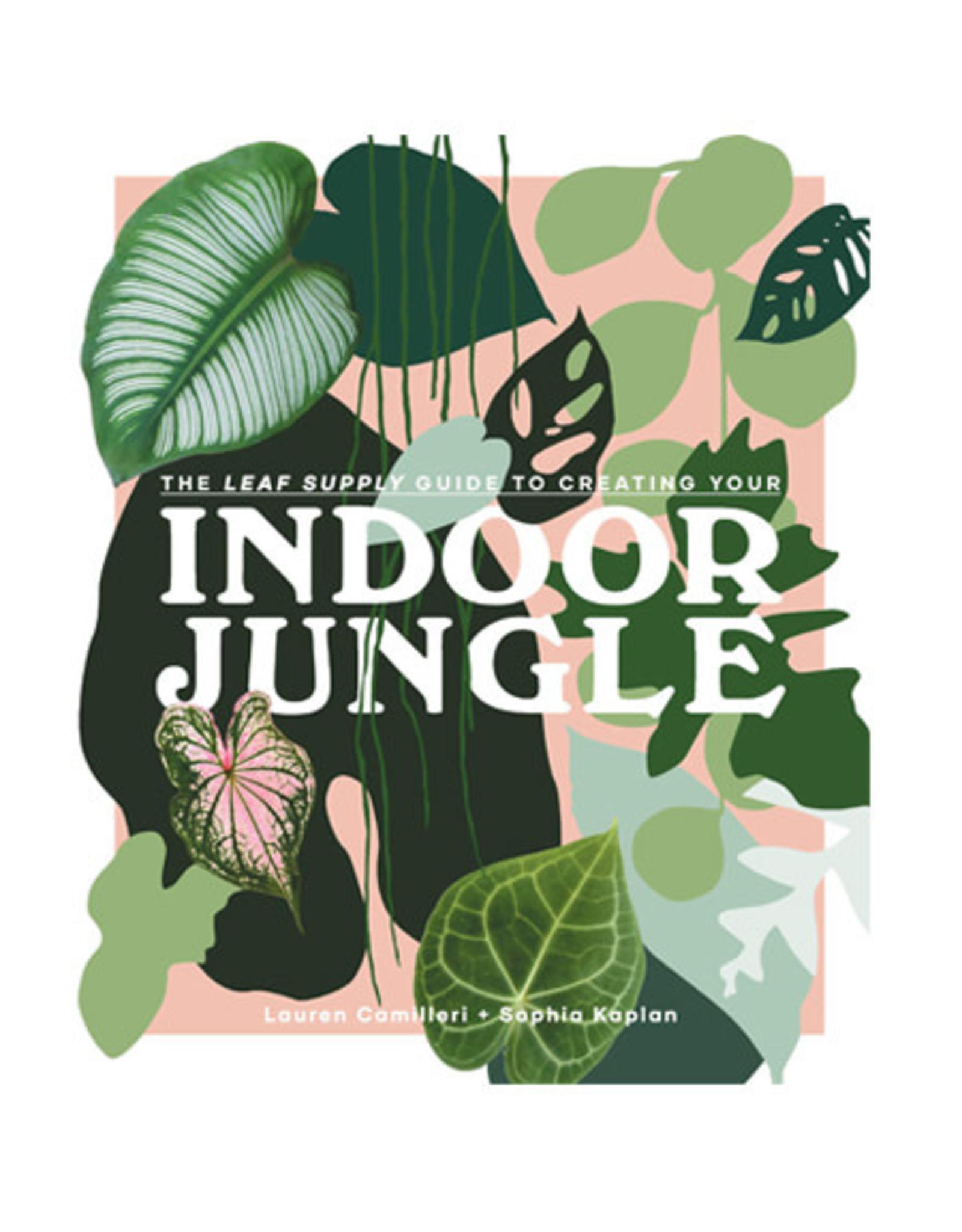 Indoor Jungle Book