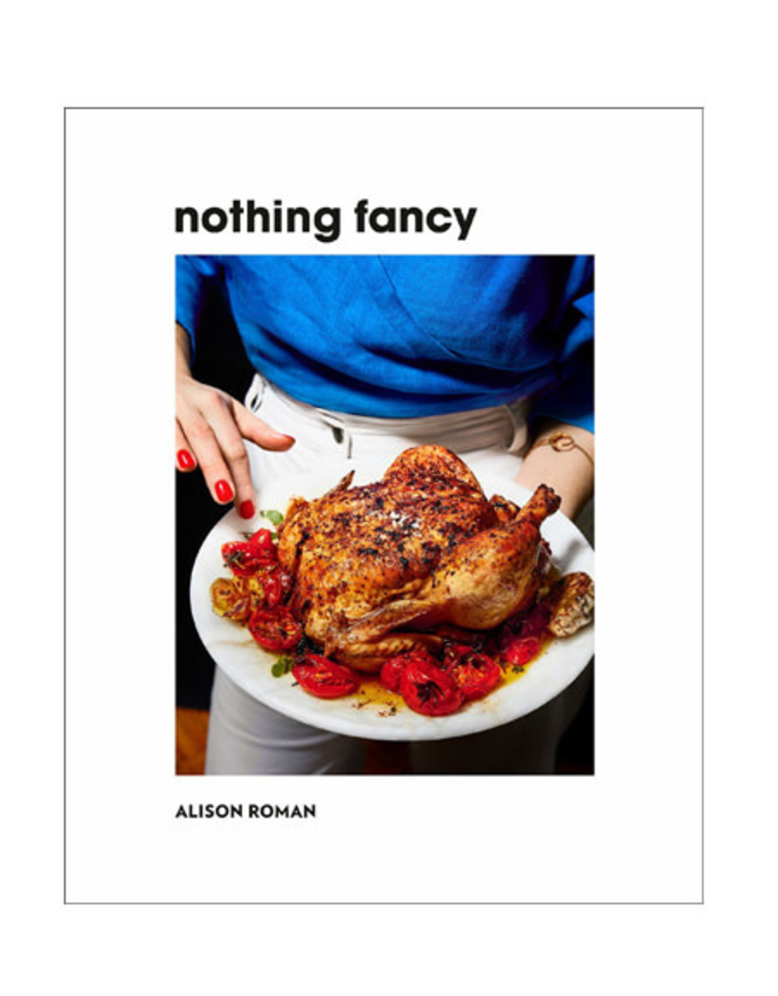 Nothing Fancy Book