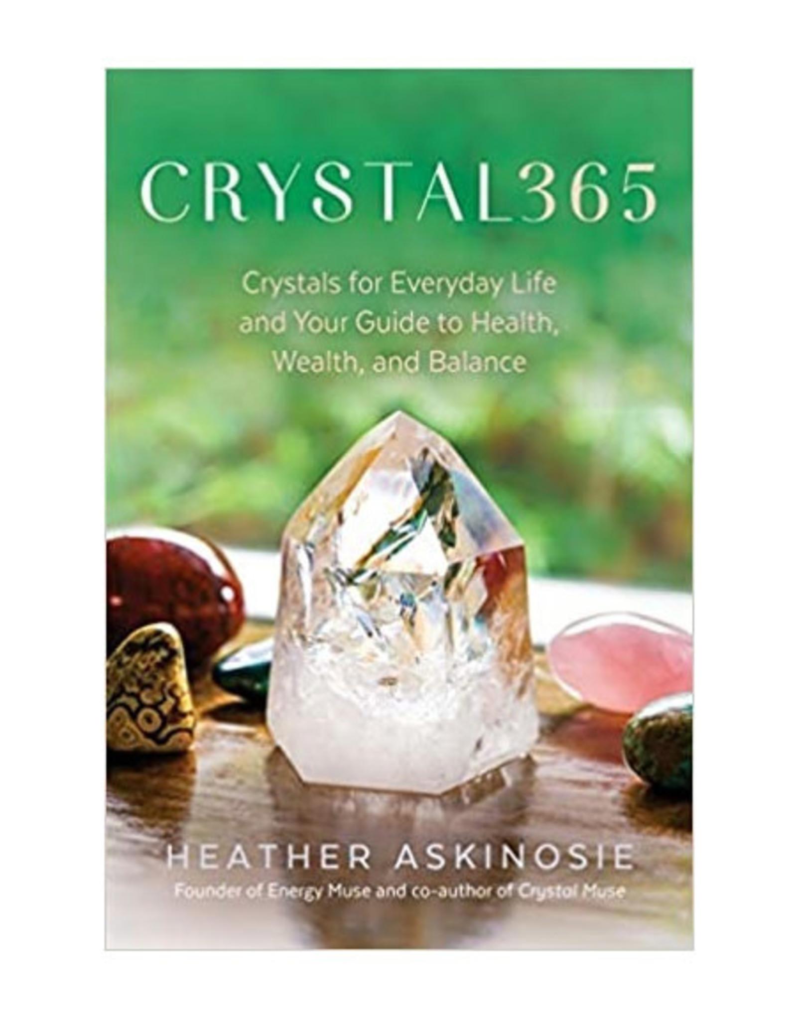 Crystals 365 Book