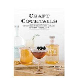 Craft Cocktails Book