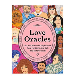 Love Oracles Book