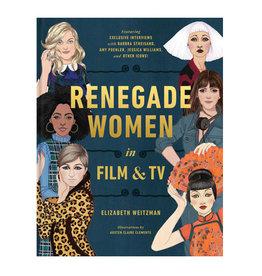 Renegade Women In Film & TV Book