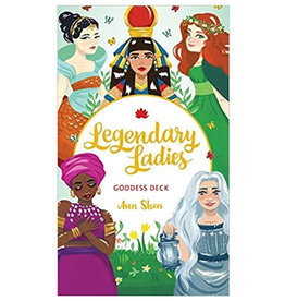 Legendary Ladies, Goddess Deck