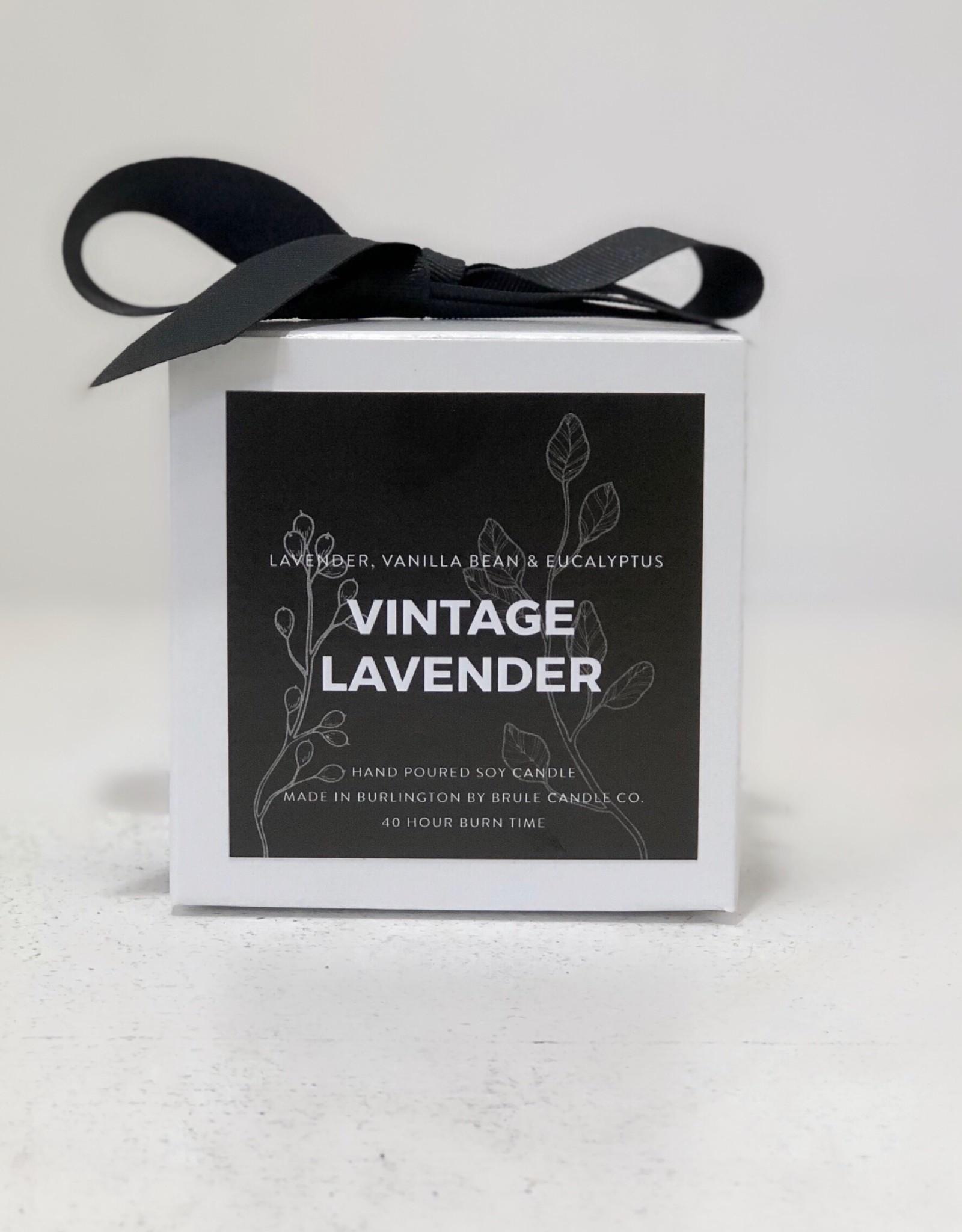 Brule Candle - Vintage Lavender