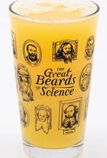 Beards of Science Pint Glass