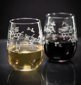 Science of Wine Stemless Wine Glass