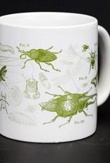 Entomology Butterflies Mug