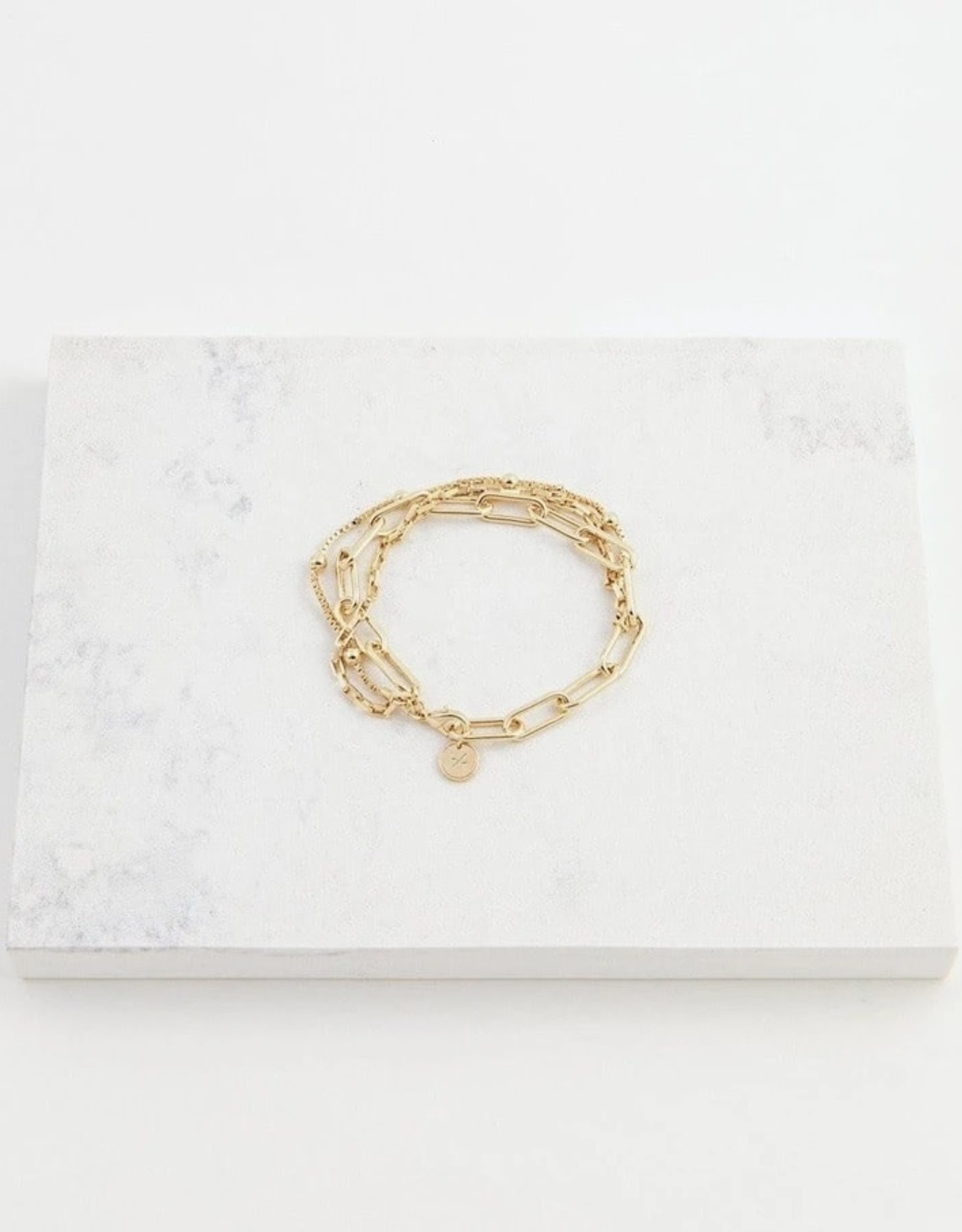 Shay Bracelet - Gold