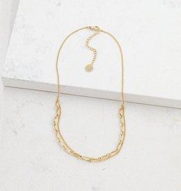 Aya Necklace - Gold