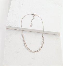 Aya Necklace - Silver