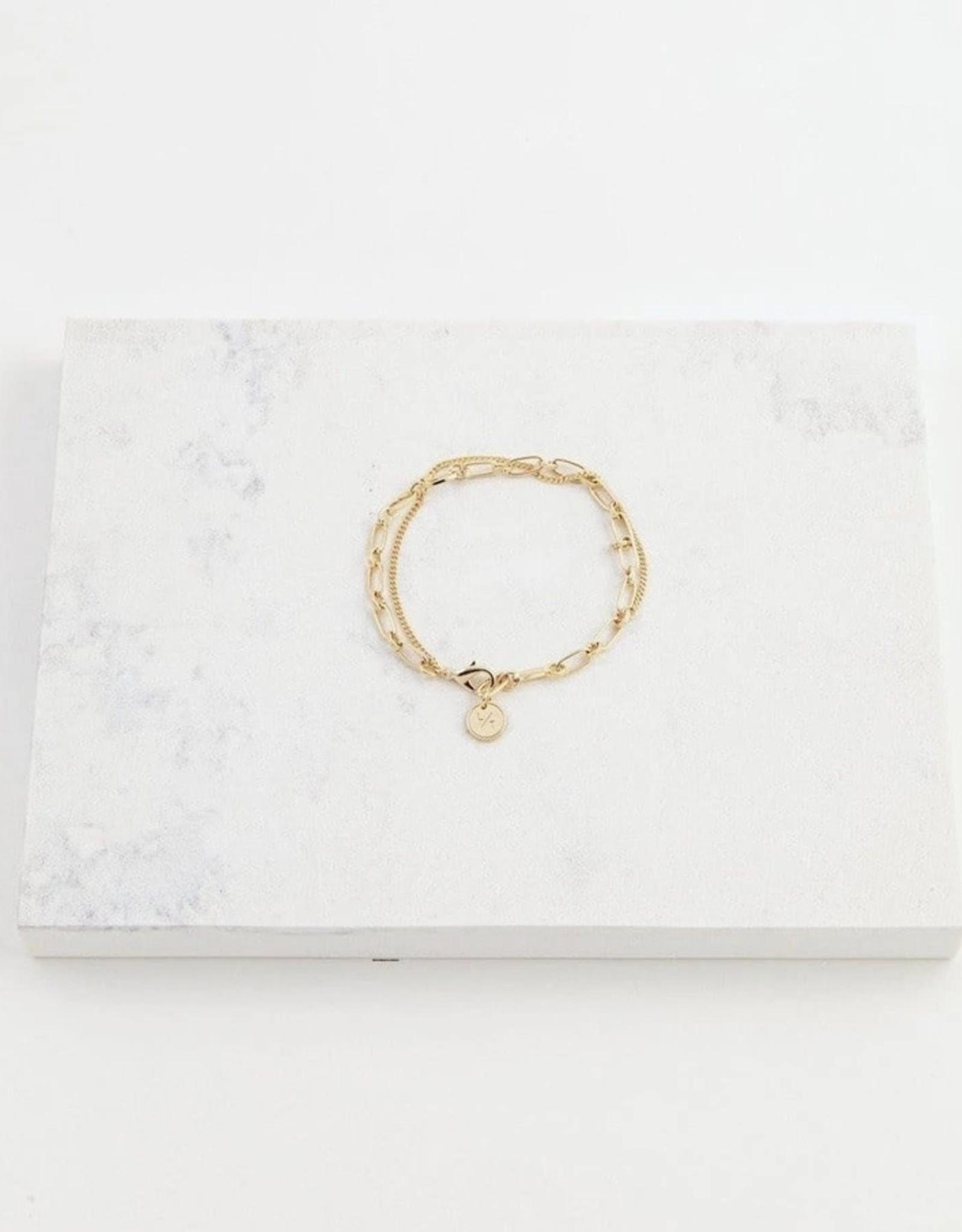 Aya Bracelet - Gold