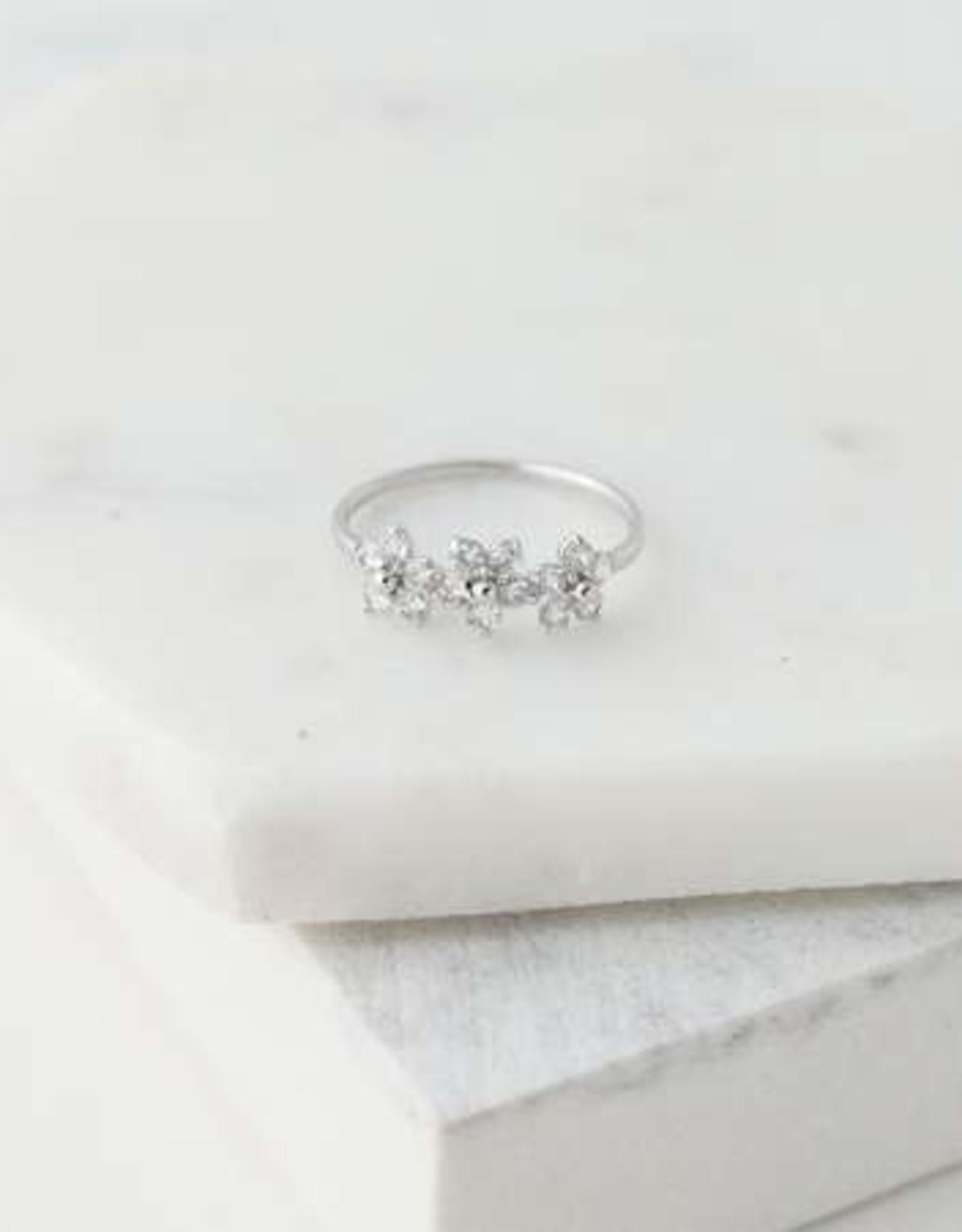Blossom Ring - Silver