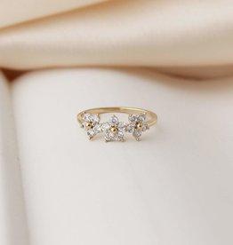 Blossom Ring - Gold