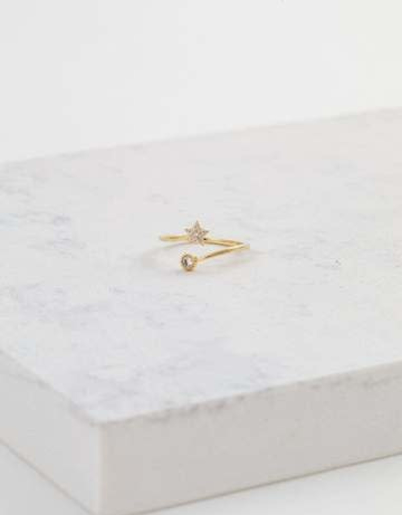 Comet Ring - Gold